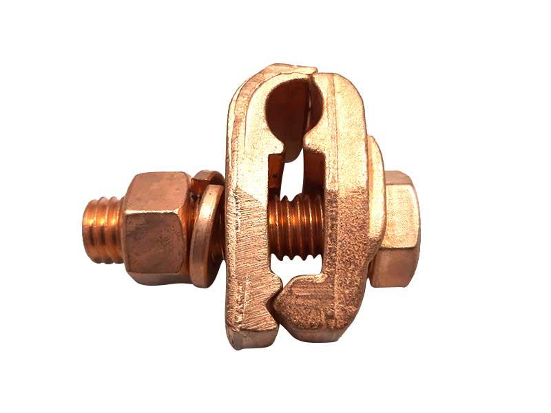 9 Conector de bronce forjado modelo GB